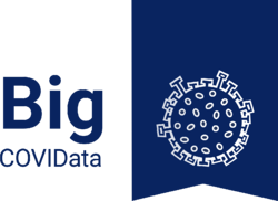 BigCOVIData logo